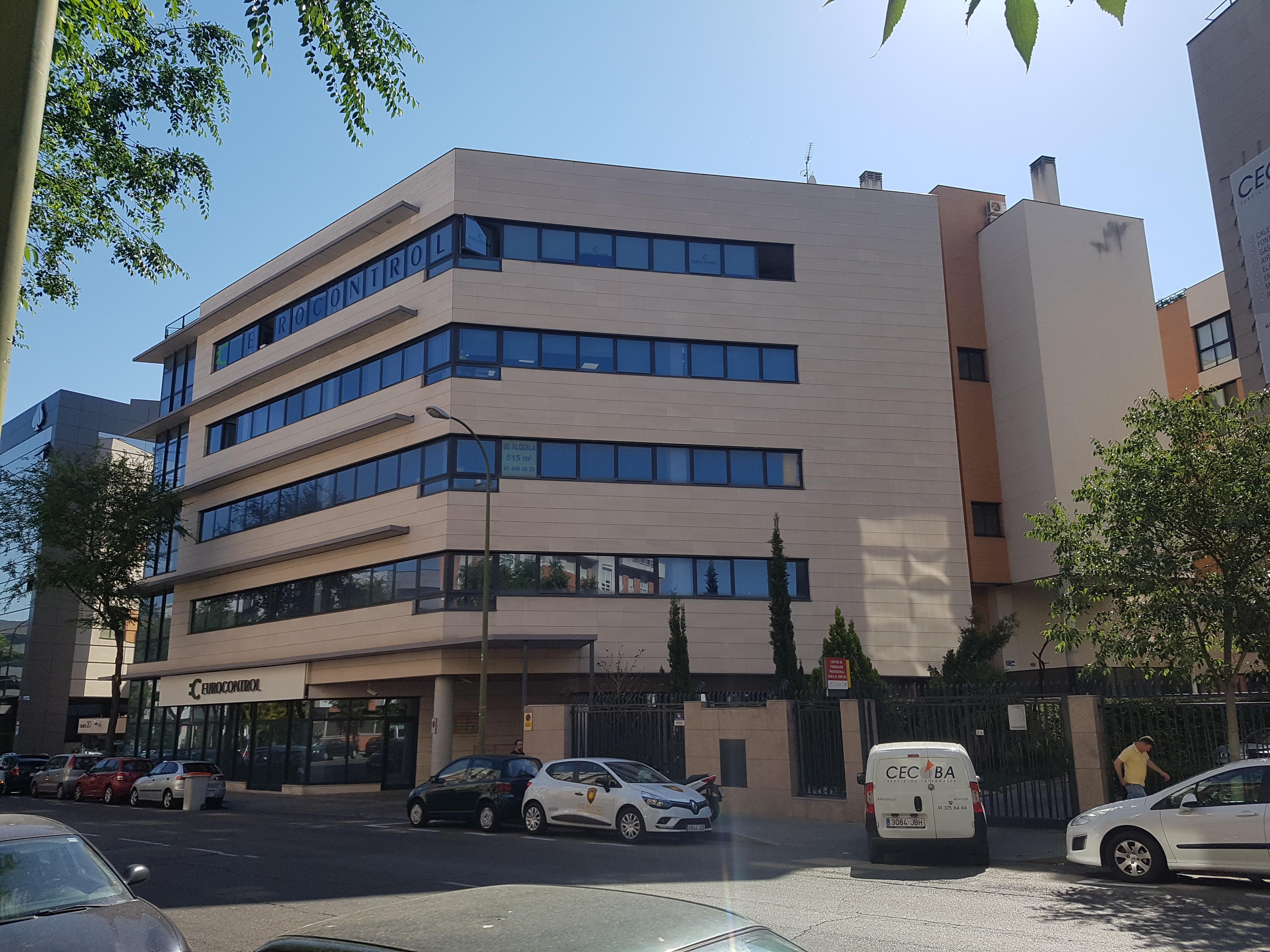 ÚLTIMO MODULO EN EL EDIFICIO TECNOLÓGICO DE LA CALLE CRONOS 20