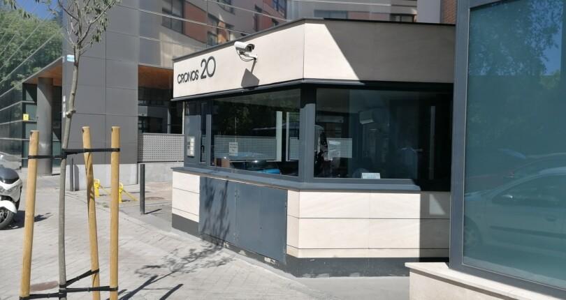 EDIFICIO TECNOLÓGICO SITO EN CALLE CRONOS 20 ¡SIN DISPONIBILIDAD DE MÓDULOS!